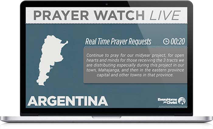 Prayer Watch Live